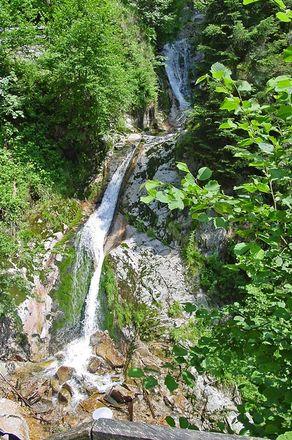 Allerheiligen-Wasserfälle bei Oppenau