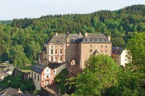 Schloss Malberg – Ostansicht