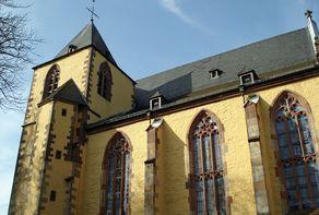 Schleiden – spätgotische Schlosskirche