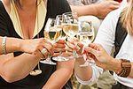 Weinfest – es klingen die Gläser
