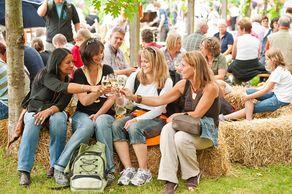 Burgunder-Weinfest Weingut Sonnenberg © Foto Domink