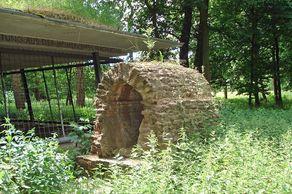 Teilstück ders Römerkanals am Absetzbecken Hürth-Eferen