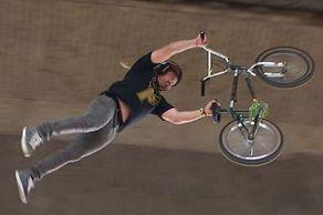 BMX Worlds Köln – Dirt – Wettbewerb auf Lehmboden