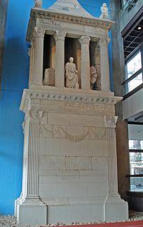 Römisch-Germanisches Museum Köln – Grabmal des Poblicius