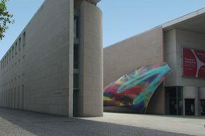 Kunstmuseum Bonn – 1992 eröffneter moderner Museumsbau