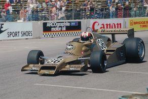 Nürburgring – Formel 1-Rennwagen aus den 1970er Jahren