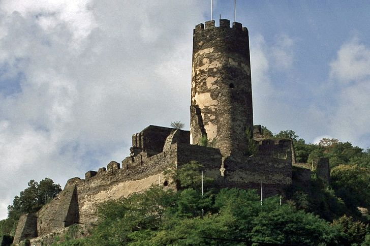 Burg Fürstenberg – Ruine bei Rheindiebach