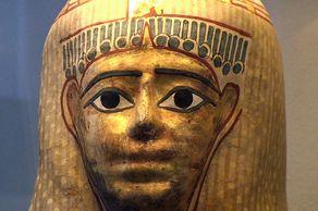 Ägyptisches Museum Bonn – Mumienmaske