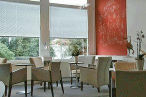 Hotel Zum Urfttal – gemütlicher Aufenthaltsraum
