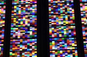 Kölner Dom – Detail aus dem Richterfenster