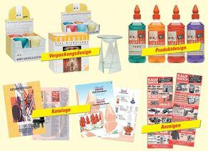 Beispiele Verpackungsdesign von ARTart