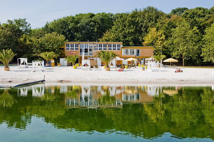 Fühlinger See in Köln – © Foto Blackfoot-Beach