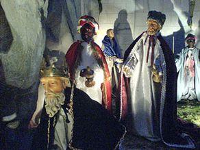Krippen-Szene St. Margareta in Brühl