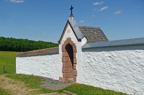 Abtei Mariawald – Kreuzweg von Heimbach zum Kloster hinauf