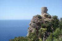 Mallorca – Torre de Verger an der Westküste