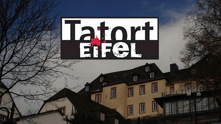 Tatort Eifel - das Festival für Krimifreunde © Fotocollage mit Logo des Festivals Norbert Conzen