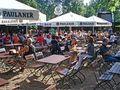 Biergarten Braushausgarten in Brühl