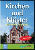 DVD-Cover Kirchen und Klöster – Rheinland und Eifel