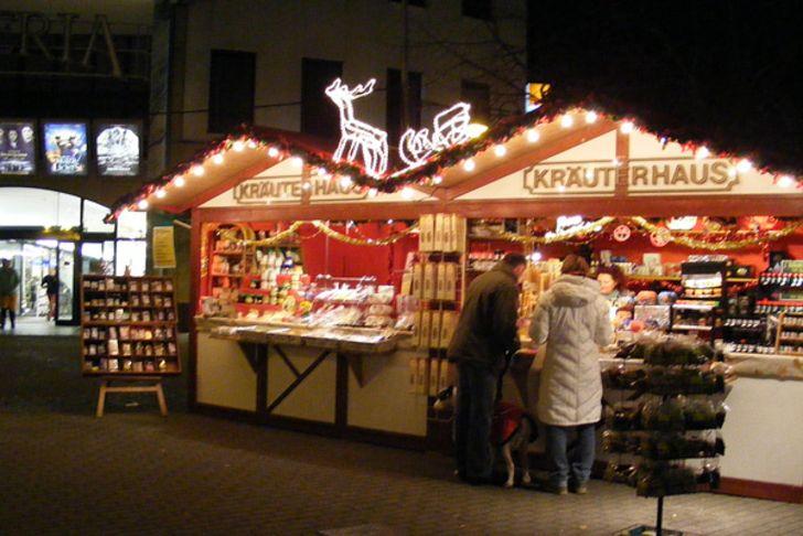 Weihnachtsmarkt Euskirchen © Foto z.eu.s zukunft euskirchen stadtmarketing e.V.