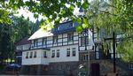 Jugendherberge Hellenthal in einem restauriertem Fachwerkhaus