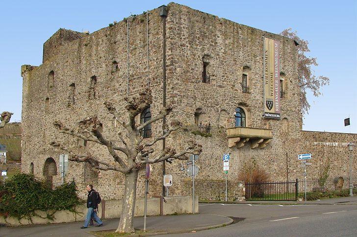 Brömserburg bei Rüdesheim