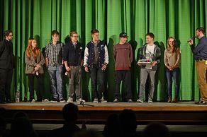 Poetry Slam Vogelsang – die Interpreten werden vorgestellt