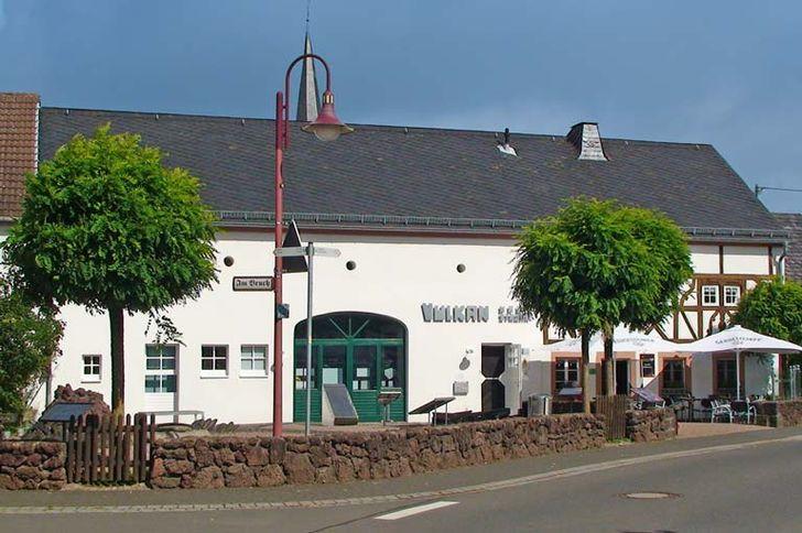 Vulkanhaus Strohn – Museum rund den Vulkanismus