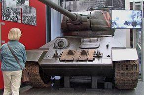 Haus der Geschichte Bonn – russischer Panzer