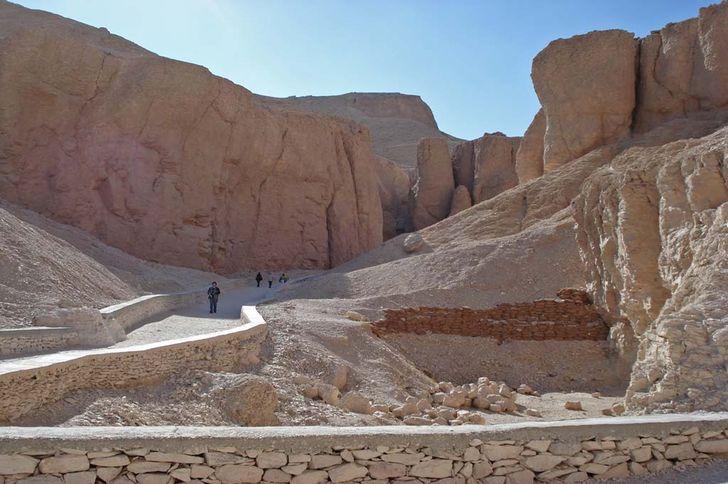 Ägypten – im kargen Tal der Könige