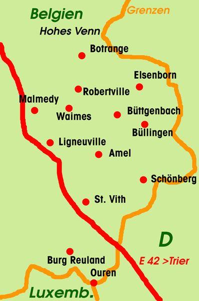 Ardennen Wanderung Belgien Rhein Eifel Tv