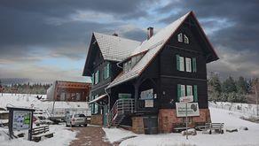 Infozentrum Kaltenbronn im ehemaliegen Jäger-Gäste-Haus