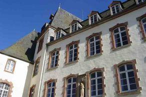 Wiltz – Fassade des Schlosses