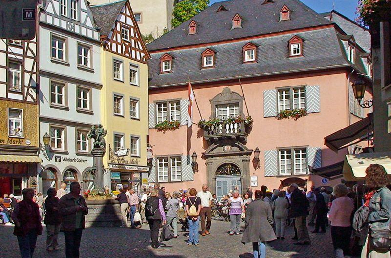 Cochem Weihnachtsmarkt.Cochem Rhein Eifel Tv