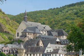 Beilstein – Ansicht mit Klosterkirche