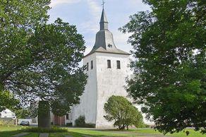 Kirche in Bleialf in der Schneifel