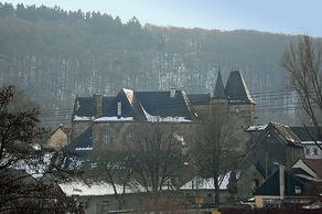 Burg Lissingen an der Kyll
