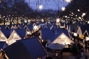 Weihnachtsmarkt der Engel - Neumarkt in Köln © Foto Markt der Engel