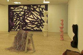 Ausstellungsräume der Neuen Galerie im Kulturhaus Beda