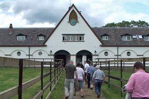 Gestüt Röttgen – historisches Stallgebäude