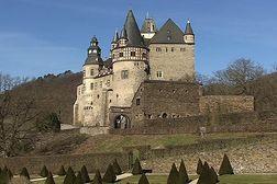 Schloss Bürresheim bei Mayen