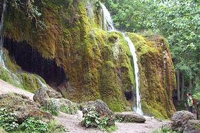 Dreimühlen-Wasserfall – nach Regen in voller Pracht