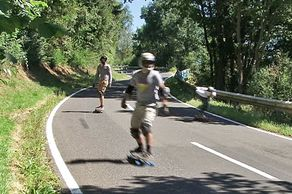 Longboard - Insul Race 2016 - Qualifikationslauf