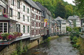 Monschau – Fachwerkhaus-Idylle an der Rur