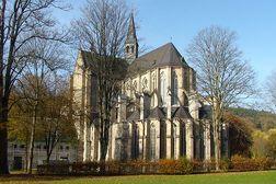 Altenberger Dom – Südansicht mit Chor