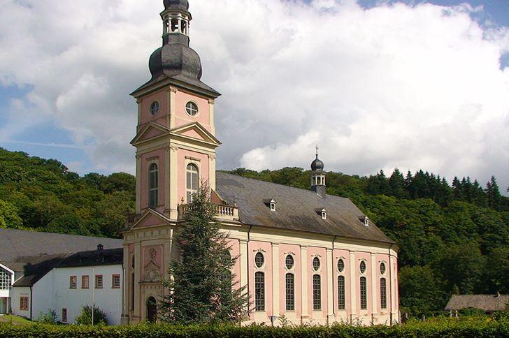 Kloster Springiersbach bei Wittlich – Klosterkirche von 1769