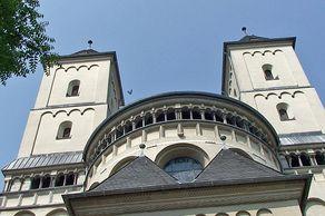 Abtei Brauweiler – Chor der romanischen Kirche St. Nikolaus