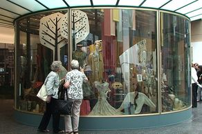 Haus der Geschichte Bonn – Kaufhaus aus den 60er Jahren