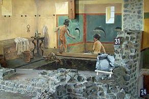 Museum Römervilla Ahrweiler – Rekonstruktion des Badetraktes