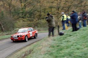 Rallye Köln-Ahrweiler – die Zuschauer stehen direkt an der Strecke