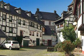 Fachwerkhäuser in Blankenheim
